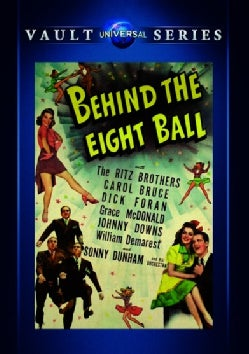 Behind The Eight Ball