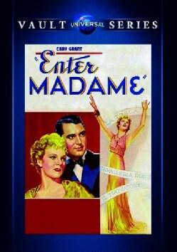 Enter Madame! (DVD)