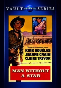 Man Without A Star (DVD)