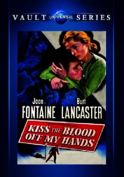 Kiss The Blood Off My Hands (DVD)