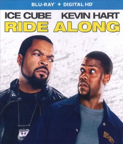 Ride Along (Blu-ray Disc)
