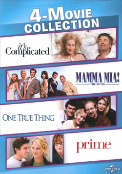 4-Movie Collection: It's Complicated/Mamma Mia! The Movie/One True Thing/Prime