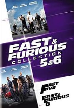 Fast & Furious Collection 5 & 6