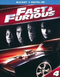 Fast & Furious (Blu-ray Disc)