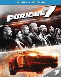 Furious 7 (Blu-ray Disc)