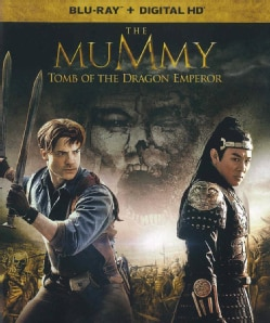 The Mummy: Tomb Of The Dragon Emperor (Blu-ray Disc)
