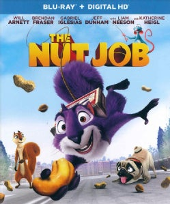 The Nut Job (Laserdisc)