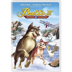 Balto III: Wings Of Change (DVD)