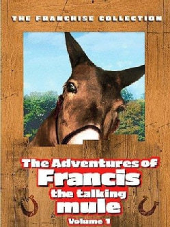 The Adventures of Francis the Talking Mule: Vol. 1 (DVD)