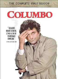 Columbo: The Complete First Season (DVD)