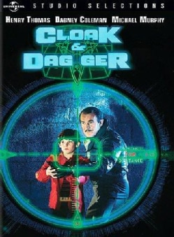Cloak & Dagger (DVD)