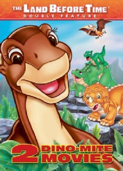 The Land Before Time: 2 Dino-Mite Movies (DVD)