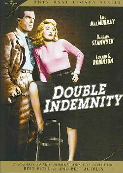 Double Indemnity (SE/DVD)