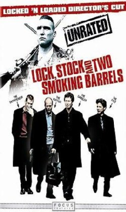Lock, Stock And Two Smoking Barrels: Locked 'N Loaded Director's Cut (DVD)