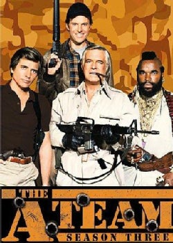 The A-Team: Season 3 (DVD)