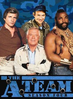 The A-Team: Season 4 (DVD)