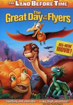 The Land Before Time 12: The Great Day Of The Flyers (DVD)