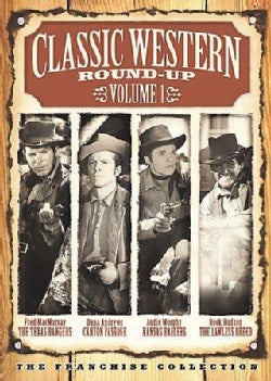Classic Western Round-Up Vol. 1 (DVD)