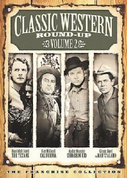Classic Western Round-Up Vol. 2 (DVD)