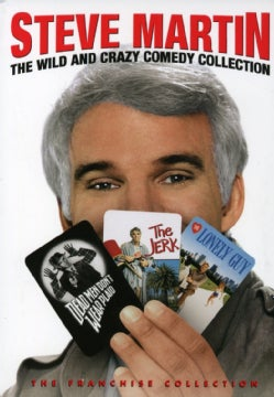 Steve Martin: The Wild And Crazy Comedy Collection (DVD)