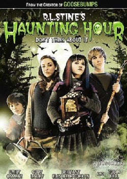 R.L. Stine's The Haunting Hour: Don't Think About It (DVD)