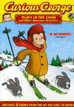 Curious George: Plays In The Snow And Other Awesome Activities (DVD)