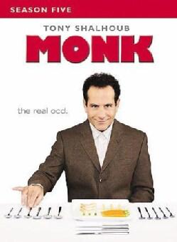 Monk: Season Five (DVD)