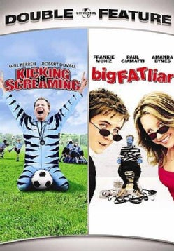 Kicking & Screaming/Big Fat Liar (DVD)