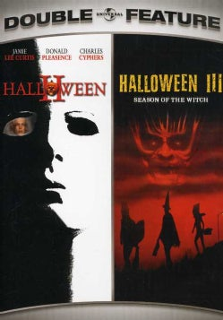Halloween II/Halloween III: Season Of The Witch (DVD)