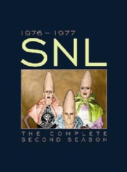 Saturday Night Live: The Complete Second Season (DVD)