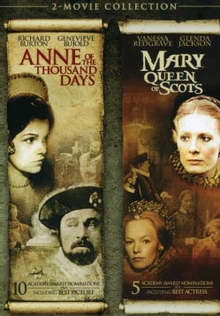 Anne Of The Thousand Days/Mary, Queen Of Scots (DVD)