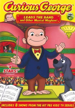 Curious George: Leads The Band And Other Musical Mayhem (DVD)