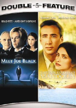 Meet Joe Black/Captain Corelli's Mandolin (DVD)