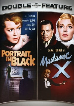 Portrait In Black/Madame X (DVD)
