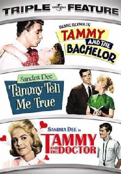 Tammy And The Bachelor/Tammy Tell Me True/Tammy And The Doctor (DVD)