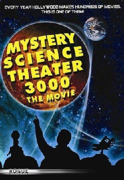 The Mystery Science Theater 3000: The Movie (DVD)