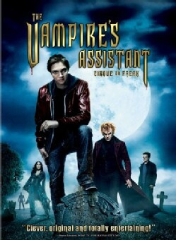Cirque Du Freak: The Vampire's Assistant (DVD)