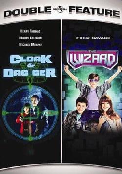 Cloak & Dagger/The Wizard (DVD)