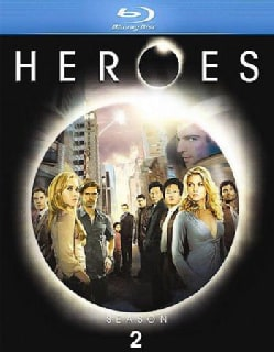 Heroes: Season 2 (Blu-ray Disc)