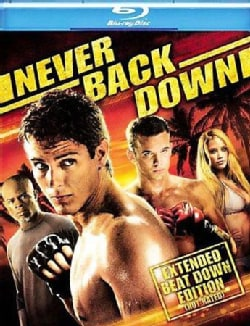 Never Back Down (Blu-ray Disc)