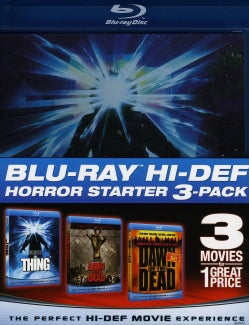 Halloween Starter Pack (Blu-ray Disc)