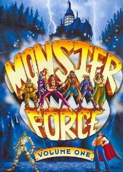 Monster Force Vol. 1 (DVD)