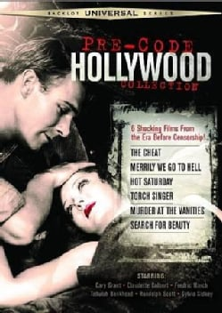 Pre-Code Hollywood Collection (DVD)