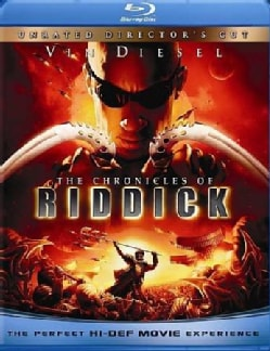 The Chronicles Of Riddick (Blu-ray Disc)