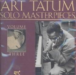 Art Tatum - Art Tatum Solo Masterpieces Volume 3