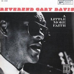 Gary Davis - Little More Faith