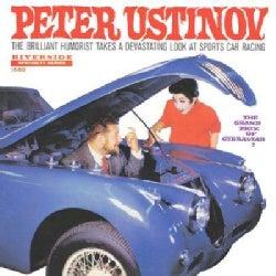Peter Ustinov - The Grand Prix of Gibralter!