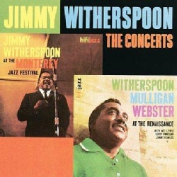Jimmy Witherspoon - Spoon Concerts