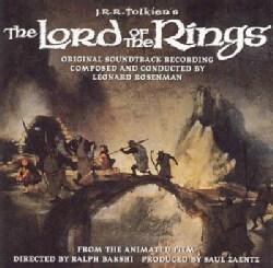 Leonard Rosenman - Lord of the Rings (OST)