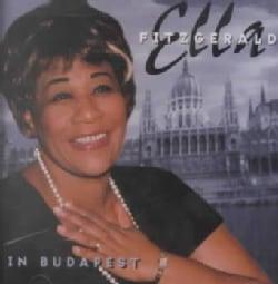 Ella Fitzgerald - Ella Fitzgerald in Budapest